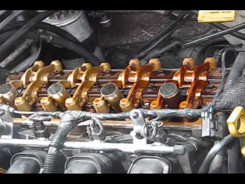 How to replace Valve cover gasket Dodge neon part 3