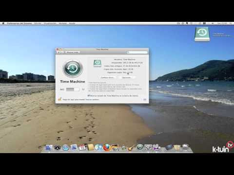 Time Machine y la importancia de las copias de seguridad en Mac OS X