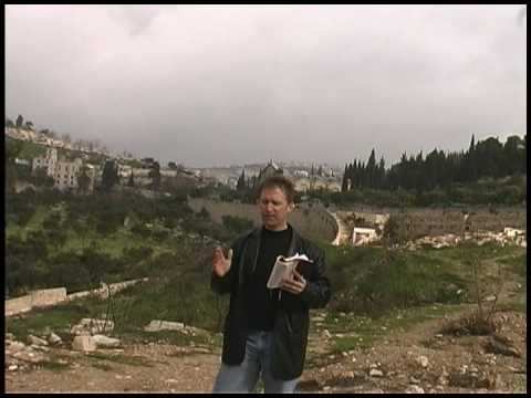 Part 2 - Perspective From The Kidron Valley - Israel DVD