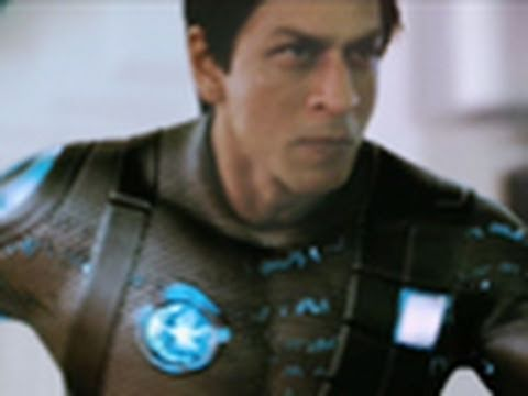 Ra.One (Theatrical Promo) | Shah Rukh Khan & Kareena Kapoor