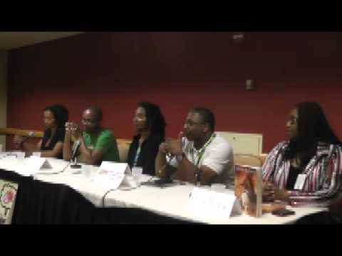 Dragon Con Panel on State of Black SciFi 2012