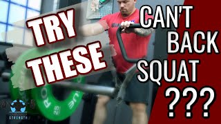 Belt Squat: The Back Squat Substitute