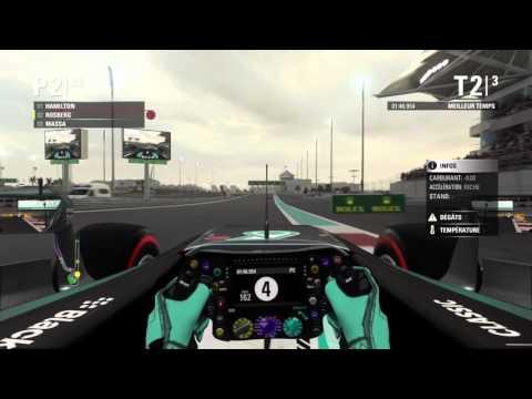 F1™ 2015 // Abu Dhabi - Nico Rosberg - Mercedes PS4 without help