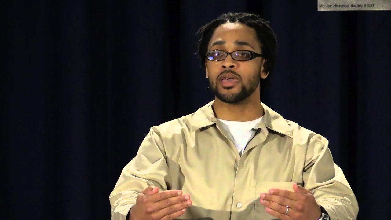 The future of our society: Jarrelle M. at TEDxMonroeCorrectionalComplex