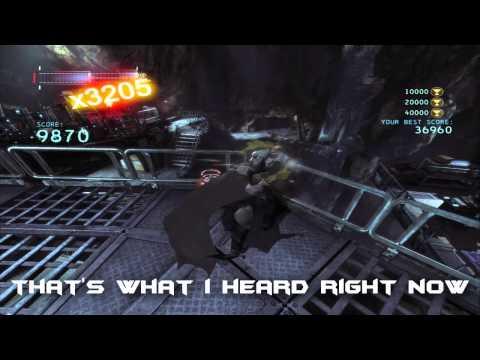 Batman Arkham Origins - Funny Bug/Glitch, Beatdown Combo x 10255