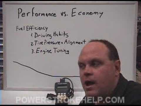 7.3L LONGEVITY FUEL ECONOMY TIPS