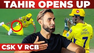 """SORRY If That Disappointed You"" – Imran Tahir Opens Up 