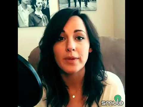 Smule  ---  Hello    (TomBleasby e  LindseyMarie)
