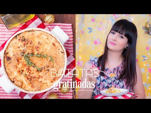 Batatas Gratinadas | Vamos pra Cozinha #14