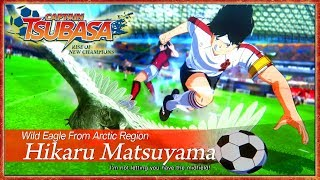 BAHAS/REVIEW Trailer CAPTAIN TSUBASA: Rise of New Champions - Character [Japan]