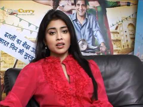 Shriya Saran on Gali Gali Chor Hai