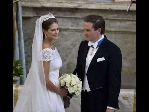 Wedding of Princess Madeleine and Christopher O'Neill (8 June 2013)