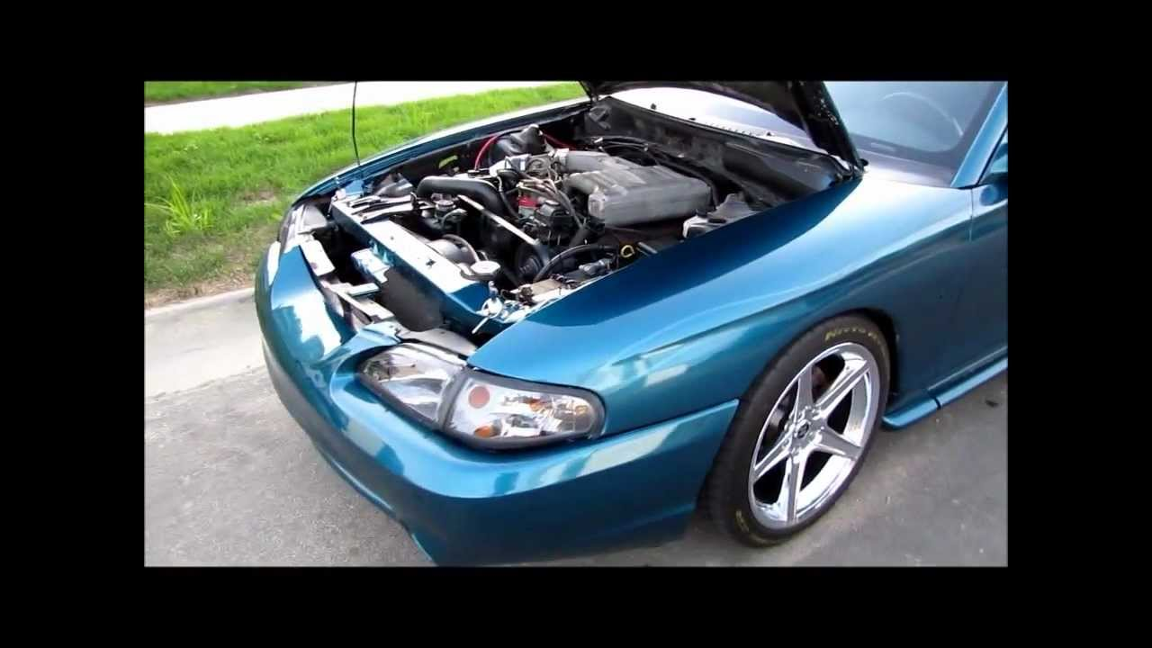 1994 Mustang Gt Custom Paint Youtube