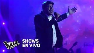 """Shows en vivo #TeamSole: Darío Lazarte canta """"El mundo"""" de Sergio Dalma - La Voz Argentina 2018"""