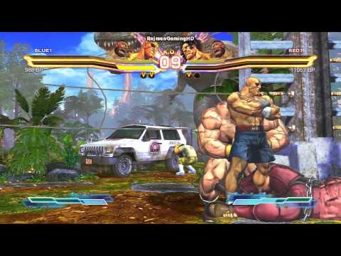 Street Fighter X Tekken Poongko | -6 | Ichi★ | Zangitan | Bonchan | Inco 'Ranked Matches'