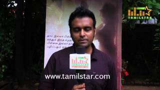 Siva Saravanan At Unakkenna Venum Sollu Movie Press Meet