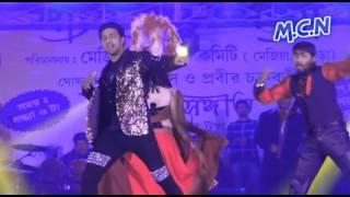 stage performance of deV at mejia 26.12.16