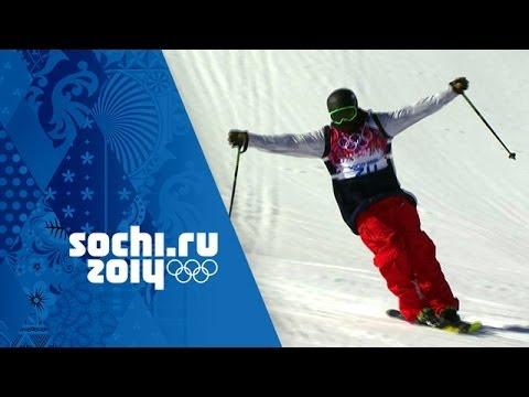 Men's Freestyle Skiing Golds Inc: Anton Kushnir Flies To Olympic Gold   Sochi Olympic Champions