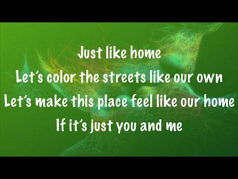 The Script - Paint the Town Green (Lyrics)