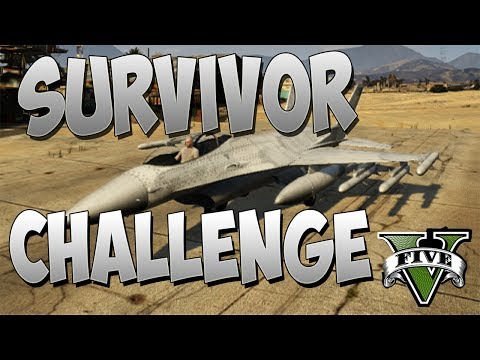 « GTA 5″ GTA 5 Survivor Challenges! Hanging With Friends – « GTA 5 Funny Moments » – GTA 5 Livestream