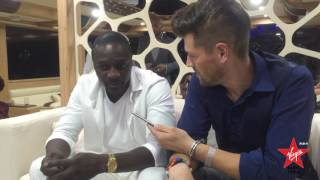 Akon talks Election 2016, Donald Trump, and turning the lights on in Africa