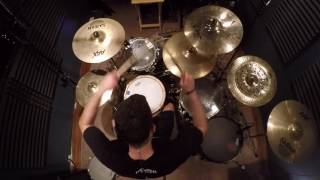 """""""Passion's Killing Floor"""" by HIM Drum Cover"""