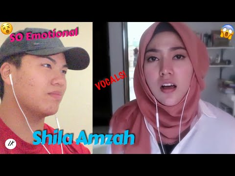 Shila Amzah L Ailee 에일리 I Will Go To You Like The First Snow 첫눈처럼 너에게 가겠다  ( Goblin OST ) REACTION