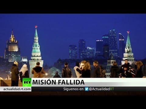Rusia ha desmentido que diplomáticos rusos intentaran ayudar a Julian Assange