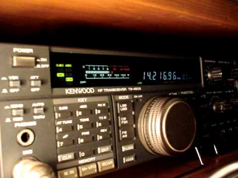 Ham radio contact: CT1HMN Portugal. 14MHz. By IZ2JRK Italy.