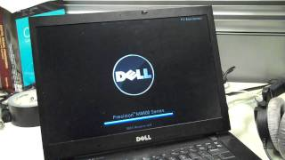 Dell M4400 Boot Problem