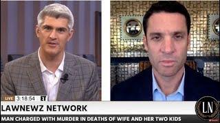 Adam Sostrin Talks Luis Toledo Trial On LawNewz Network