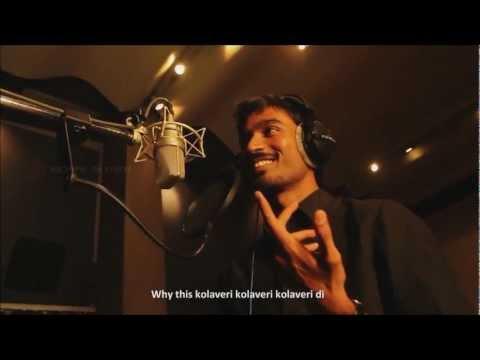 Why This Kolaveri Di Song Promo Video in 1080p HD