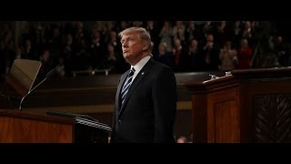 President Trump Full Speech to Congress 2.28.17