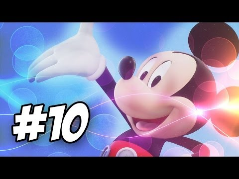 Disney's Magical Mirror Starring Mickey Mouse Walkthrough - Part 10 (Gamecube)
