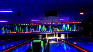 Bowling with My First Set of Candlepin Bowling Balls! [Highlights]