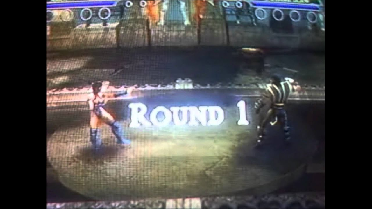 Mortal kombat shaolin monks kitana - photo#21