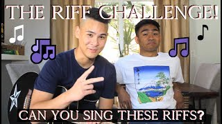 Download Lagu SINGER CHALLENGE: Can YOU Hit These Riffs!? Gratis STAFABAND