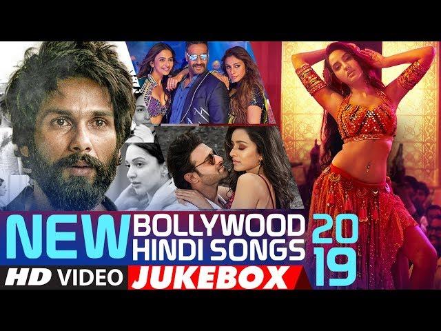 NEW BOLLYWOOD HINDI SONGS 2019 | VIDEO JUKEBOX | Top Bollywood Songs 2019 thumbnail