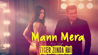 download lagu Mann Mera - Tiger Zinda Hai - Salman Khan gratis
