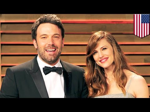 Bennifer divorce: Ben Affleck and Jennifer Garner calling it quits after 10 years - TomoNews