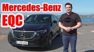 Și Mercedes-Benz are electrică, EQC Review - Cavaleria.ro