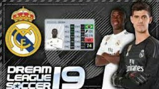 SAIU COMO COLOCAR O TIME DO REAL MADRID NO DREAM LEAGUE SOccer
