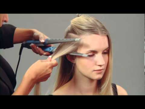 BaByliss PRO Nano Titanium ConiStraight Hair Iron - BigDaddyBeauty.com