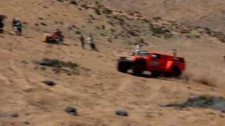 Hummer H3 Robby Gordon - Rally Dakar 2012
