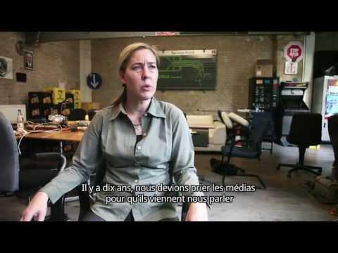 GKP / @ CCC 2011 : Constanze Kurz : La famille Chaos Computer Club