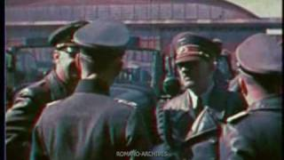 1941 Amateur Footage Filmed in Ukraine by Hitler