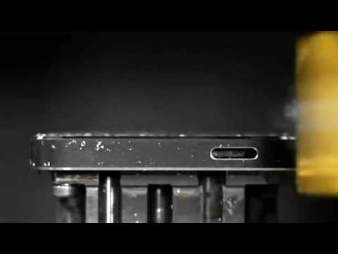 iPhone 5  Manufacture processes - Edited by iSpace Technologies Ltd - Video Copyright of Apple Inc.