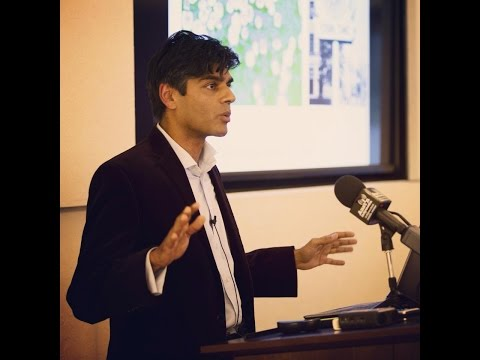 Raj Patel on Nutrition Gender and Food Security in Africa