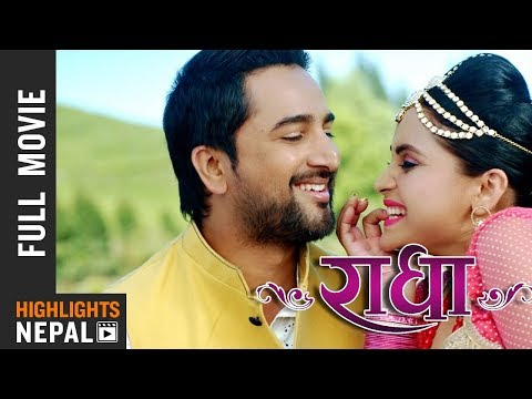 Radha | New Nepali Full Movie 2074 Ft. Jeevan Luitel, Sanchita Luitel | Happy Deepawoli