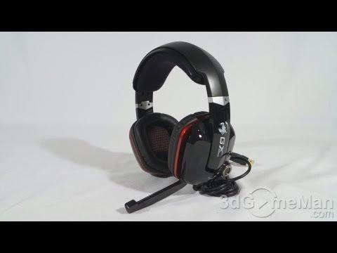 arachnid headset